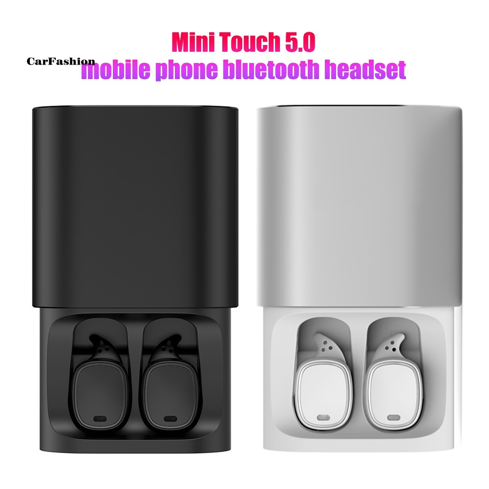Tai nghe nhét trong không dây T1 Pro Mini Bluetooth 5.0 kèm hộp sạc - 21904704 , 2841114931 , 322_2841114931 , 1433000 , Tai-nghe-nhet-trong-khong-day-T1-Pro-Mini-Bluetooth-5.0-kem-hop-sac-322_2841114931 , shopee.vn , Tai nghe nhét trong không dây T1 Pro Mini Bluetooth 5.0 kèm hộp sạc