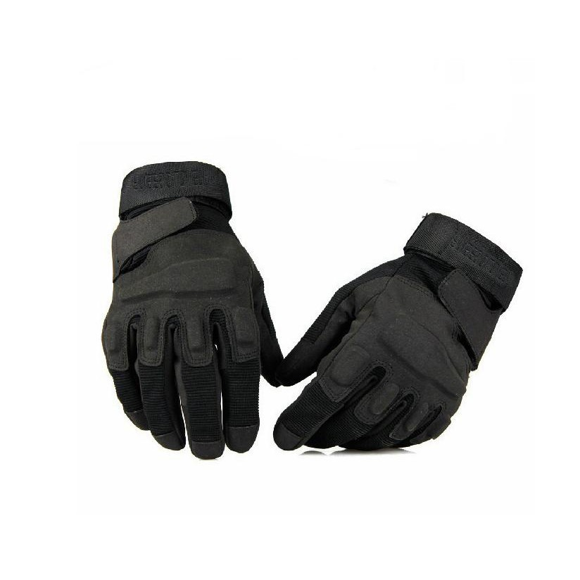 Găng tay phượt Blackhawk dài ngón găng tay bảo hộ xe máy - Phụ Kiện Ngoài Trời