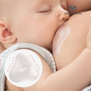 Silicone Nipple Protectors Feeding Mothers Nipple Shields Protection Cover Breastfeeding thumbnail