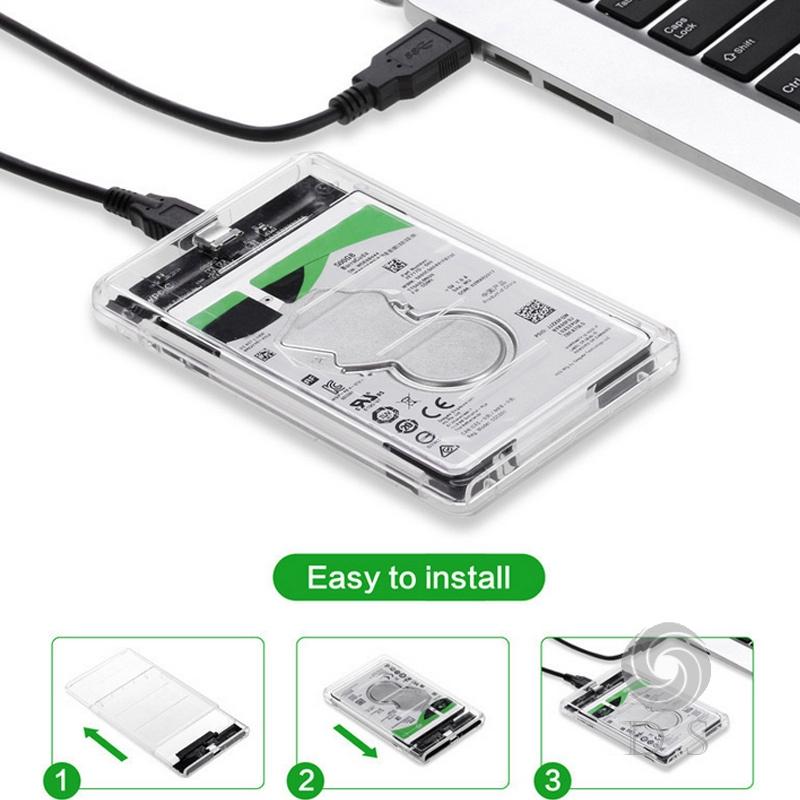 Ổ cứng cáp USB loại C 3.1 2.5inch