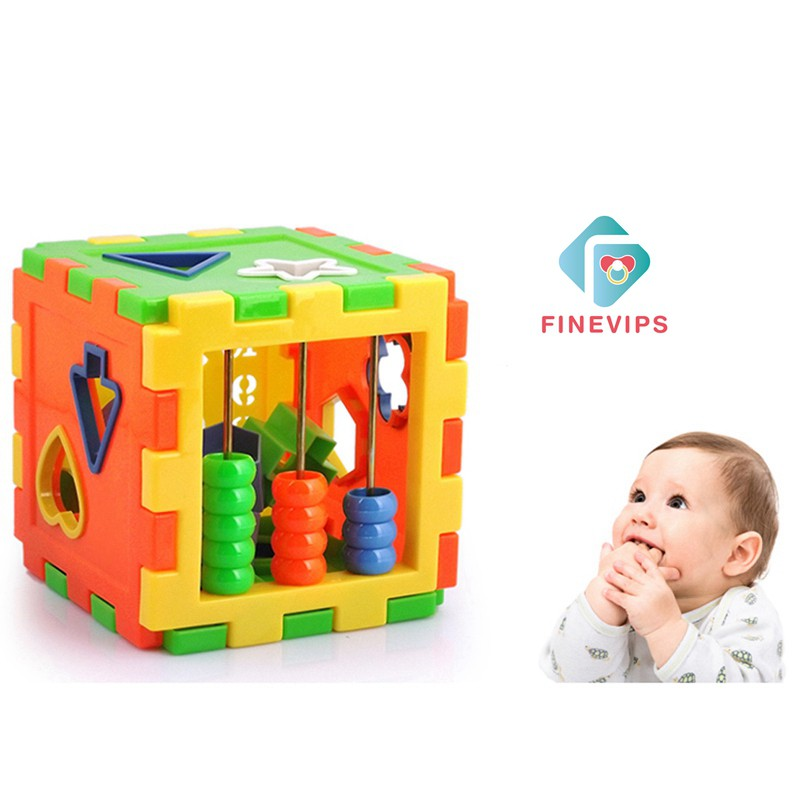Ready Stock!!! Kids Cute Plastic Time Shape Teaching Educational Puzzle Toy