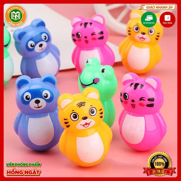 Đồ chơi lật đật mini cho bé đồ dùng làm quà tặng học sinh trong học tập