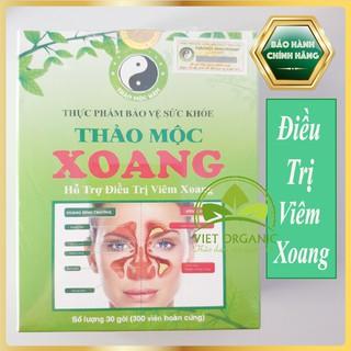 Thảo Mộc Xoang – Hỗ trợ điều trị viêm xoang hiệu quả – Việt Organic