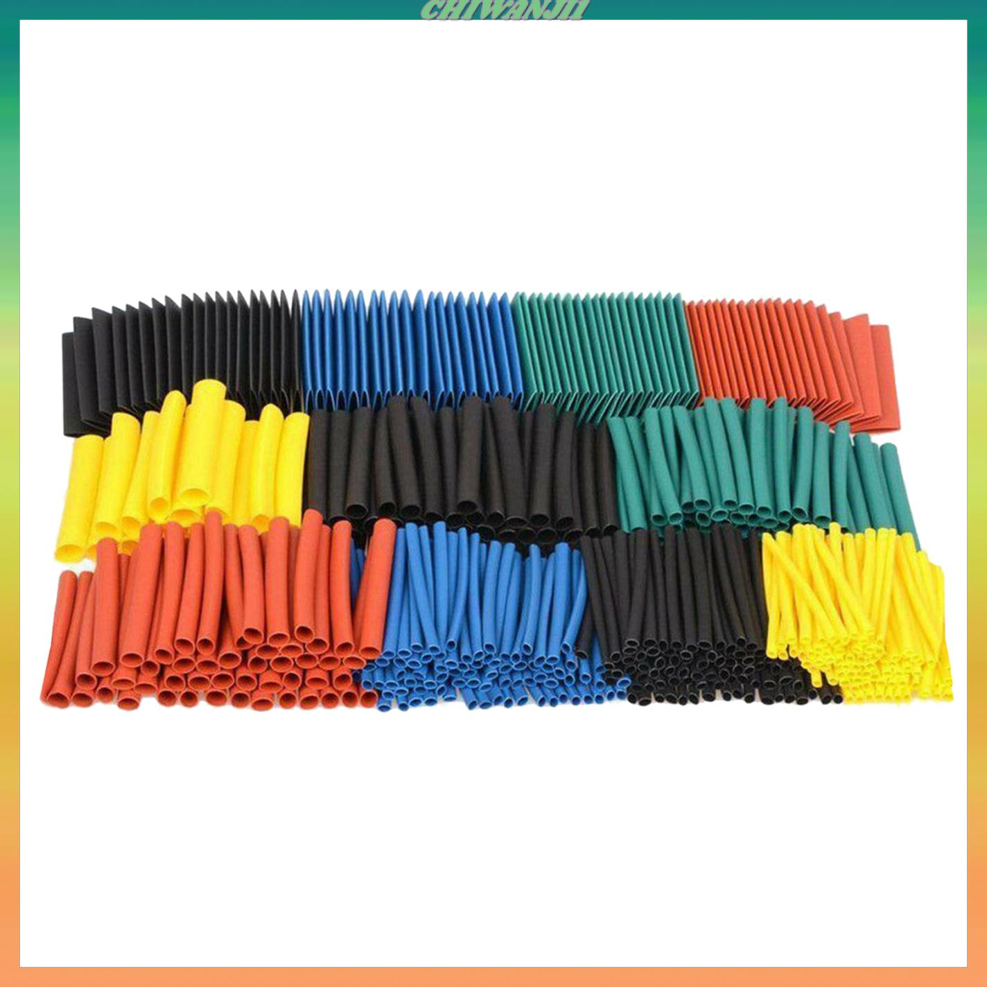 Bộ 530 Ống Co Nhiệt Chất Lượng Cao Chiwanji1