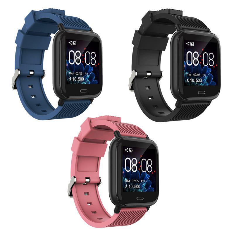 SUPB☀G20 Colorful Screen Smart Wristband Watch Band IP67 Waterproof Bracelet Pedometer Heart Rate