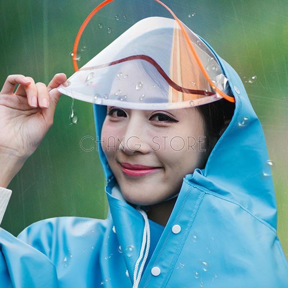 Áo mưa phản quang loại 1 đầu và 2 đầu ( chống mưa hắt, vải dù siêu bền)