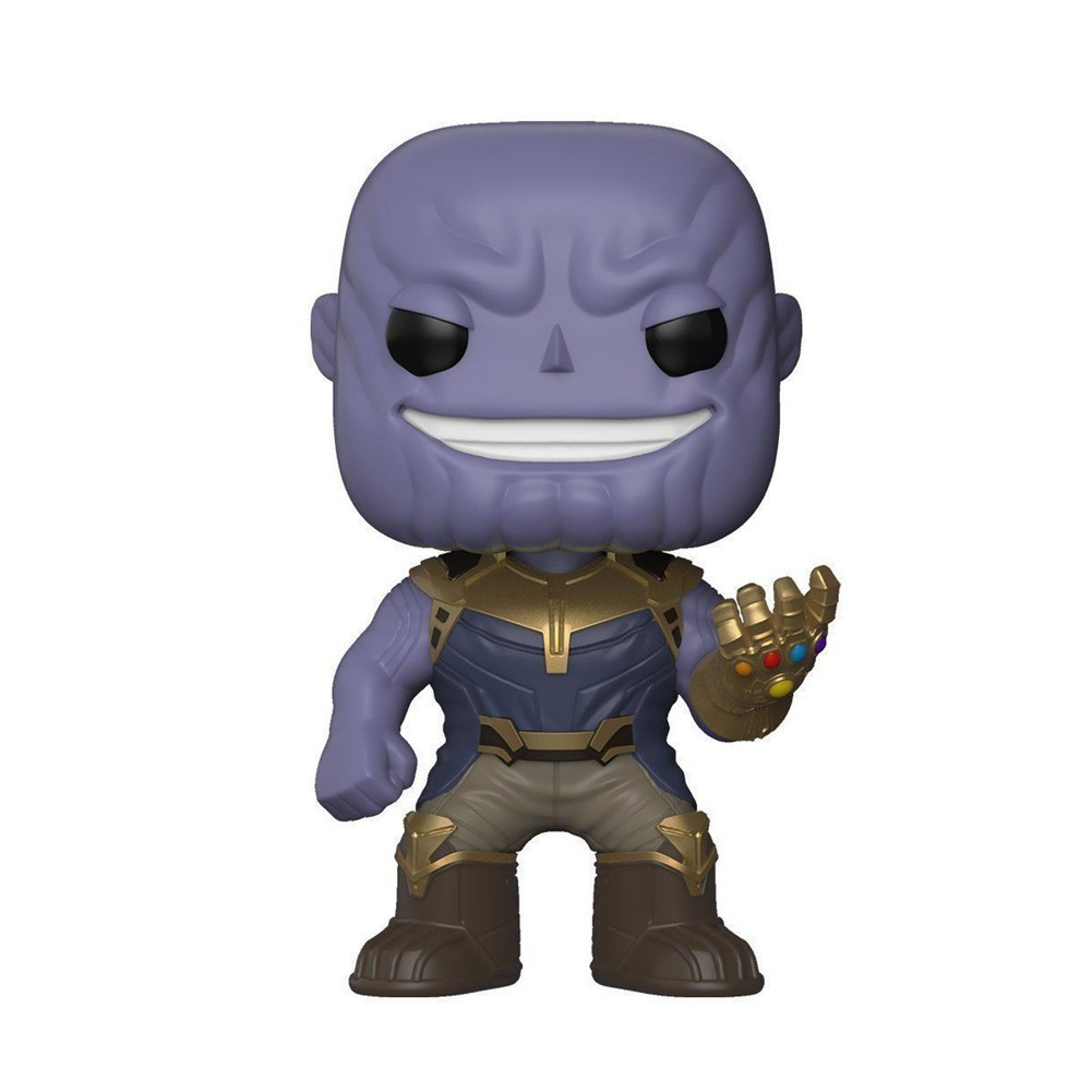 Funko POP The Avengers 3 Infinity War Thanos Vinyl Figure 4