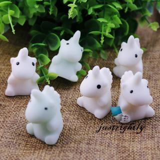 Jry₪New Cute 5CM Unicorn Squishy Slow Rising Cartoon Squeeze Toy Collectibles