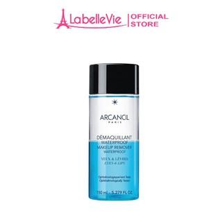 Dầu tẩy trang Arcancil Makeup Remover Waterproof dành cho mắt và môi 150ml thumbnail