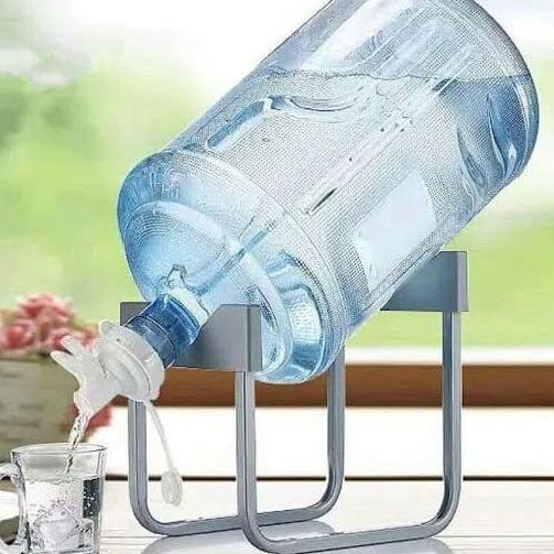 Bộ Giá Đỡ + Vòi Nước + Vòi Nước / Aqua Gallon Chất Lượng Cao