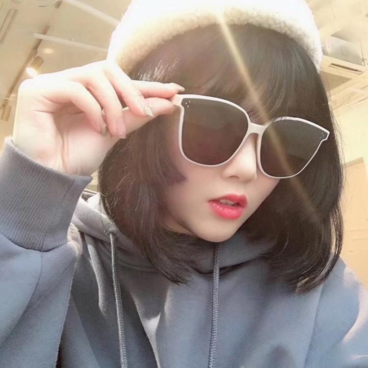Mắt kính thời trang nam nữ giá rẻ kính râm chống tia UV gọng kính nhựa PC cao cấp MSP...