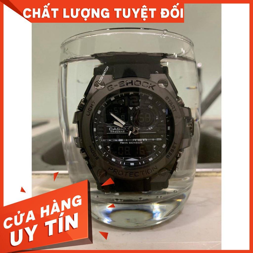 Đồng hồ nam Casio G-shock  GTS 8600 Original –Chống nước 20Bar Viền Thép không gỉ, Nam tính, 45mm-MEN.WATCH