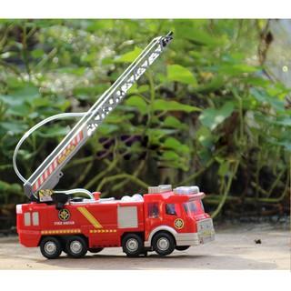 Đặc biệt Sale Xe Cứu Hỏa Phun Nước Thông Minh Dream Toy BMBE1005. | Convenient USA