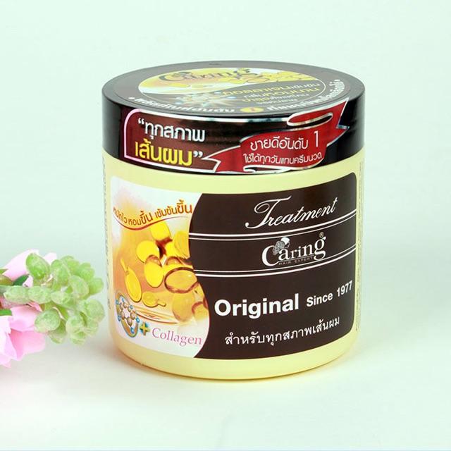 Ủ tóc carling sáp ong và hoa quả Thái là