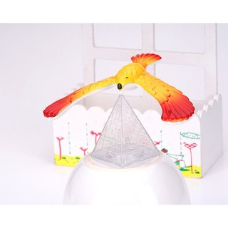 Magic Balancing Bird Science Desk Toy Tower Base Novelty Eagle Fun Learn Gag