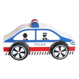 Xe cảnh sát – đồ chơi gỗ