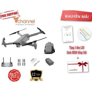 Máy bay Xiaomi Fimi X8 SE 2020 GRAY BẢN CÓ TÚI, bảo hành chính hãng 12 tháng*TẶNG 3 ĐÈN LED, HDSD TIẾNG VIỆT, FREESHIP