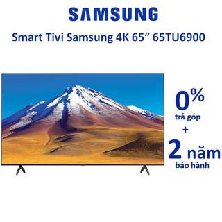 Smart Tivi Samsung 4K 65 inch 65TU6900
