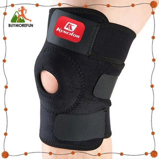 Knee Brace Support Sports Kneecap Protector Compression Sleeve Joint Injury