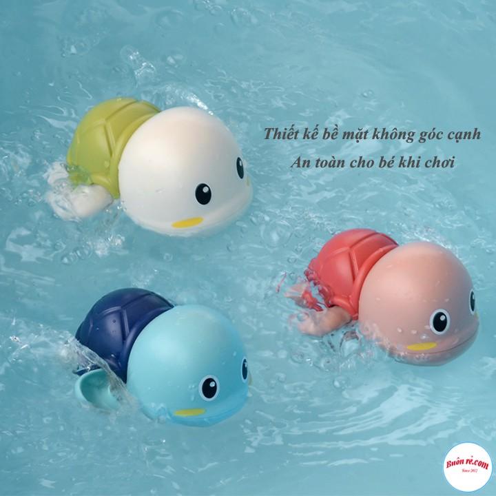 Rùa Cute Vặn Cót, Bơi Được Dưới Nước – Đồ Chơi Khi Tắm Cho Bé Yêu 00204