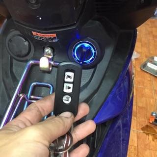 Smartkey Chống Trộm Chính Hãng Honda Cho Exciter