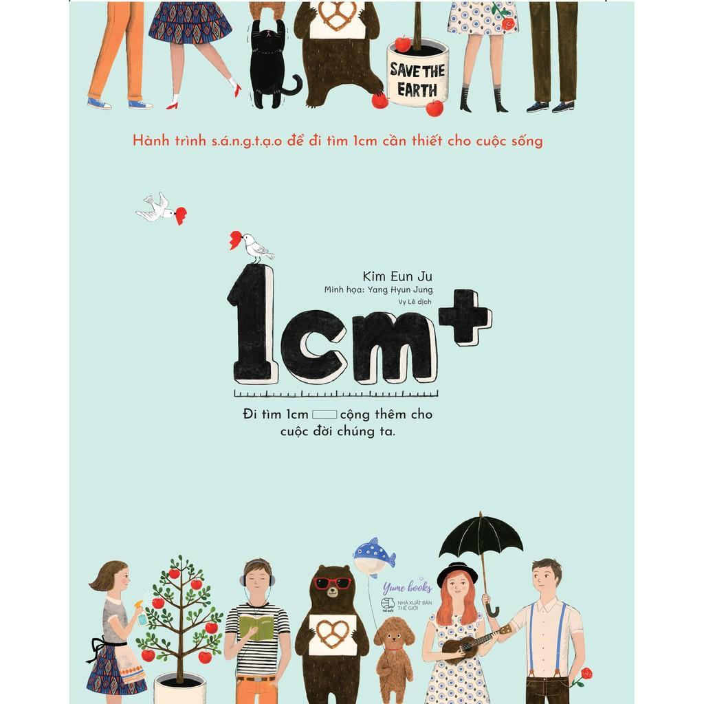 Sách - 1cm+ (Bìa mềm)