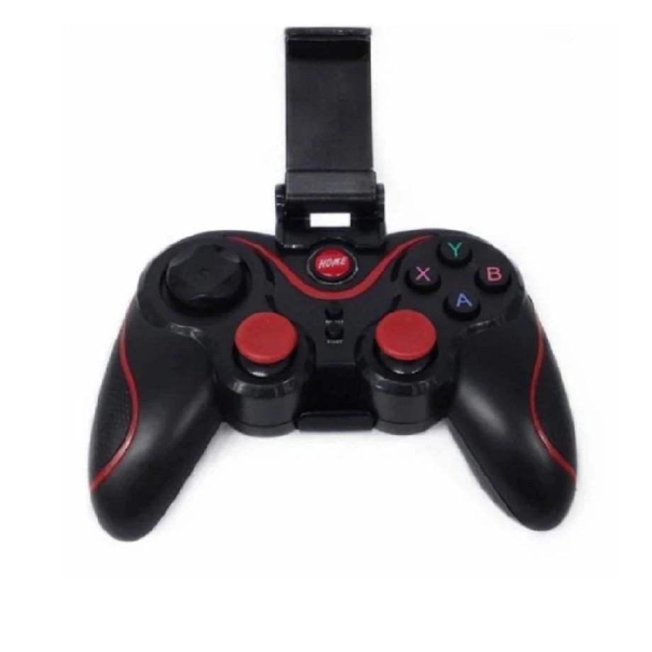 Tay cầm chơi game Bluetooth Terios T3 / X3 (Có giá đỡ ĐT+HÀNG CÓ SẴN)- DC1447 - 2650079 , 305981018 , 322_305981018 , 155000 , Tay-cam-choi-game-Bluetooth-Terios-T3--X3-Co-gia-do-DTHANG-CO-SAN-DC1447-322_305981018 , shopee.vn , Tay cầm chơi game Bluetooth Terios T3 / X3 (Có giá đỡ ĐT+HÀNG CÓ SẴN)- DC1447