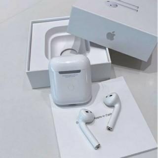 [Mã ELORDER5 giảm 10K đơn 20K] Airpod2 Tai Nghe Bluetooth Định Vị Đổi Tên Tháo Tai Dừng Nhạc Tự Động Kết Nối