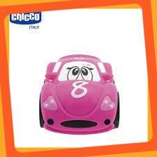 (Giá Hấp Dẫn)Ô tô thể thao tự động Chicco Pinky