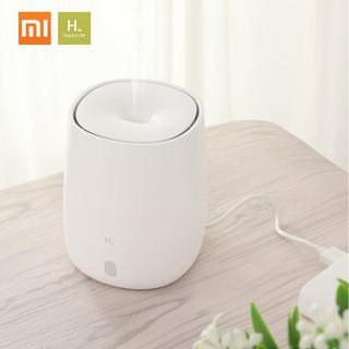 Máy tạo độ ẩm khuếch tán tinh dầu Xiaomi HL Mini cầm tay cổng cắm USB di tích hợp đèn ngủ dung tích 120ml