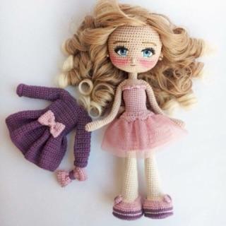 Doll HandMade – Bup bê len