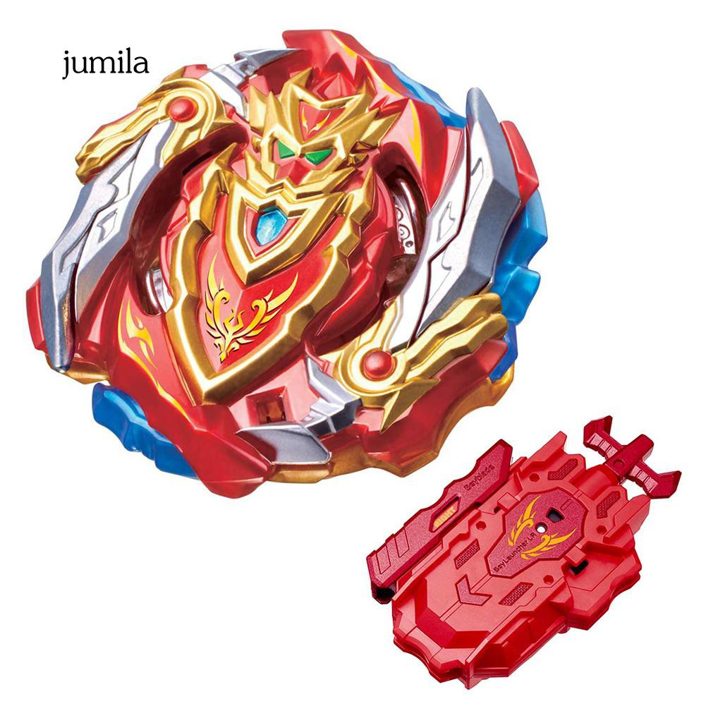 JUML  B-129 Assembly Fighting Spinning Beyblade Toy Gyroscope Kids Gift with Launcher