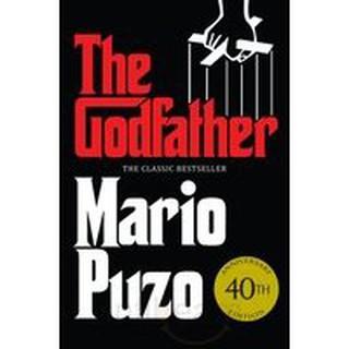 Truyện: Bố già (Bìa mềm - Tiếng Anh) - The Godfather