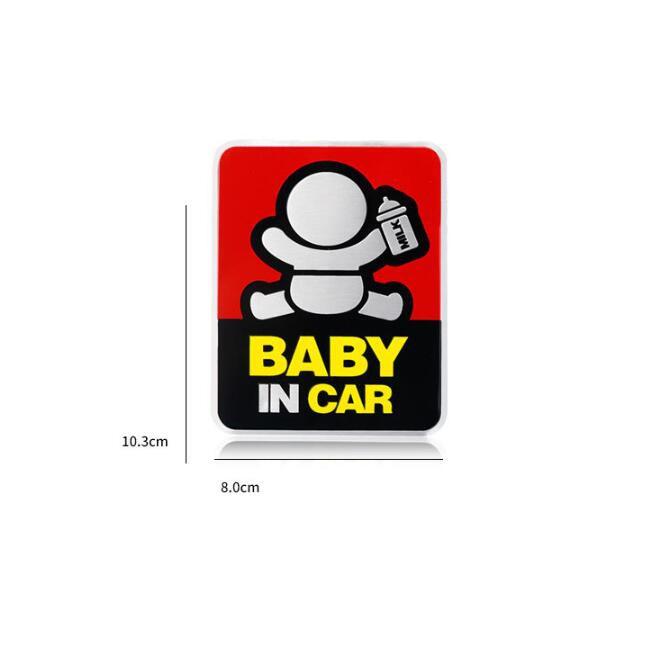 Tem Decal baby in the car dán đuôi xe H40311 - 21763075 , 1823015828 , 322_1823015828 , 39000 , Tem-Decal-baby-in-the-car-dan-duoi-xe-H40311-322_1823015828 , shopee.vn , Tem Decal baby in the car dán đuôi xe H40311