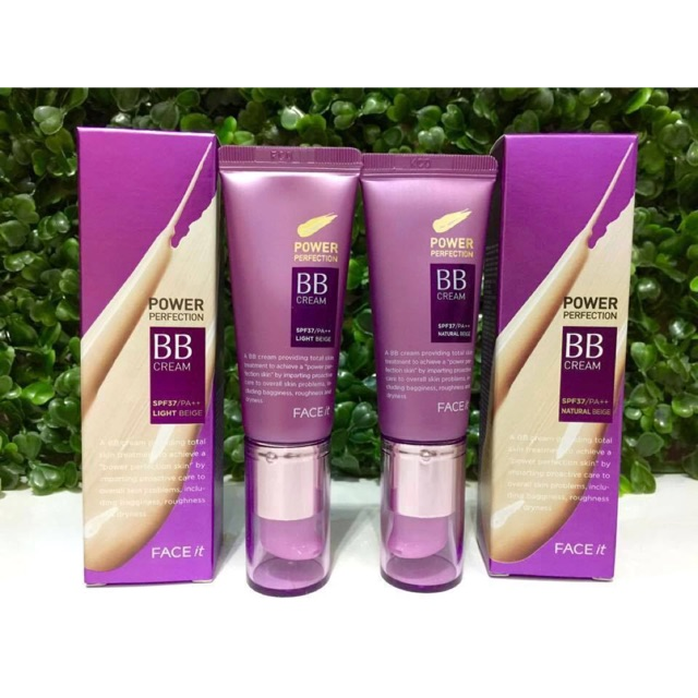 Kem nền hiệu chỉnh da Perfection BB Cream SPF37 PA++ - 9999926 , 915953403 , 322_915953403 , 180000 , Kem-nen-hieu-chinh-da-Perfection-BB-Cream-SPF37-PA-322_915953403 , shopee.vn , Kem nền hiệu chỉnh da Perfection BB Cream SPF37 PA++