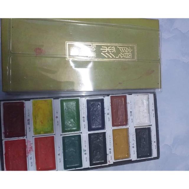 Gansai Tambi 12 màu