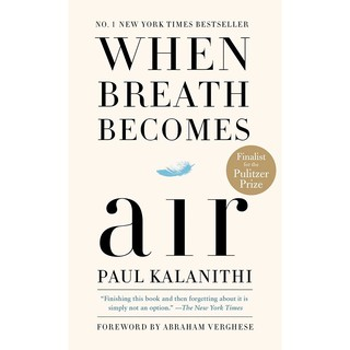 Truyện Ngoại văn When Breath Becomes Air (Phiên bản Tiếng Anh) thumbnail