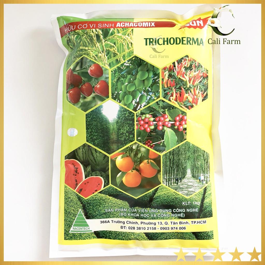 Nấm Đối Kháng Trichoderma - Men Hữu Cơ Vi Sinh ACHACOMIX TRICHODERMA SUN 1kg