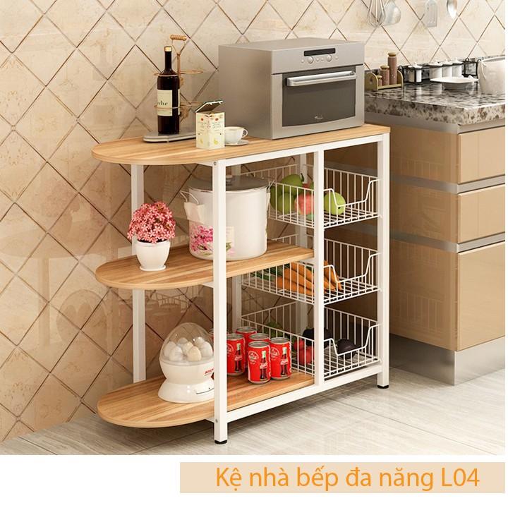 Kệ nhà bếp đa năng L04/ D447