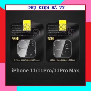 [FREE SHIP 50k] Kính Cường Lực Bảo Vệ Cụm Camera Iphone 11 11pro 11promax thumbnail