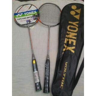 vợt cầu lông yonex hàng đẹp(1đôi+túi đựng)