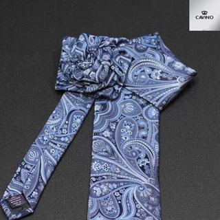 Cà vạt nam công sở cao cấp CV2125 CAVINO phụ kiện thời trang vest nam đẳng cấp thumbnail