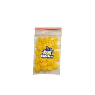 Combo 2 túi ăn thử Bắp (Ngô) cán dẹt đồ ăn vặt dinh dưỡng cho Hamster, Thỏ, Sóc thumbnail