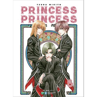 """Sách - Princess Princess - Tập 5 -Tặng Kèm Postcard ( Số lượng có hạn) giá chỉ còn <strong class=""""price"""">2.500.000.000đ</strong>"""