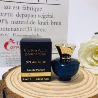 Nước Hoa nữ Versace Dylan Blue Pour Femme EDP 5ml thumbnail