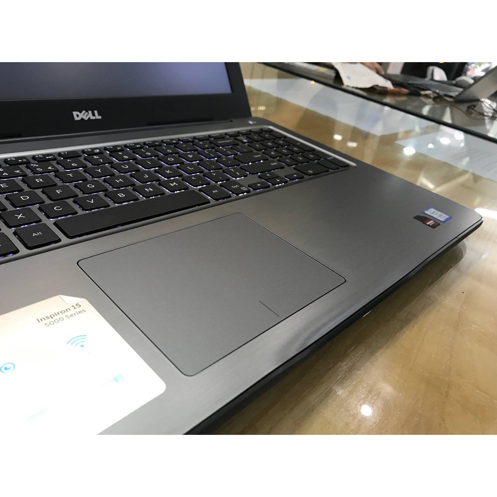 Dell Inspiron N5567 (Core I7-7500U, DDR4 16GB, SSD 256GB, VGA rời 4GB, FullHD 1080 TouchScreen) Máy New FullBox