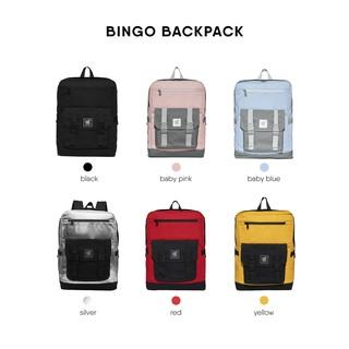 Balo Bingo Backpack Tote Talk