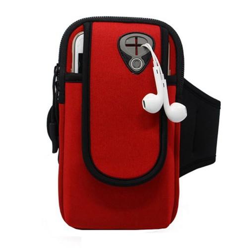 Túi đựng điện thoại chạy bộ túi đeo tay đựng điện thoại dùng khi tập thể thao SM57
