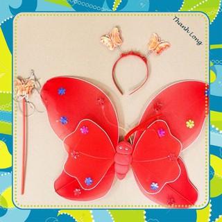 [BÃO GIẢM GIÁ] Bộ cánh bướm thiên thần đáng yêu siêu tiện dụng