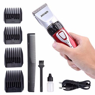 Tông đơ cắt tóc chính hãng Jichen – tông đơ hớt tóc